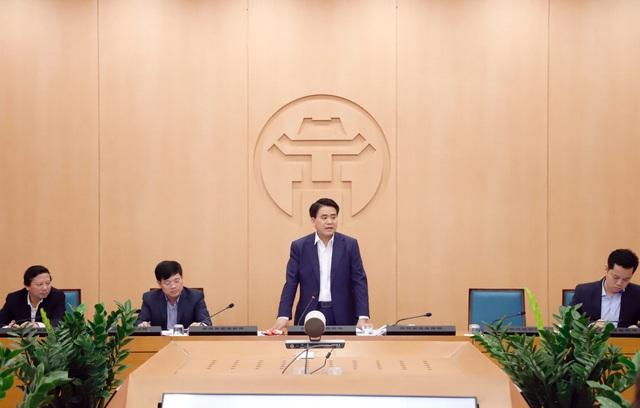 """Chủ tịch Hà Nội: Có thể phải """"chiến đấu"""" với Covid-19 khoảng 10 tuần nữa! - 1"""