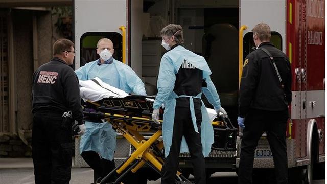 Toàn bộ 50 bang của Mỹ có ca mắc Covid-19, số người chết vượt 100 - 1