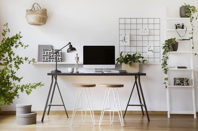 Ý tưởng thiết kế bàn làm việc cực chất khiến bạn luôn tràn đầy cảm hứng - 1