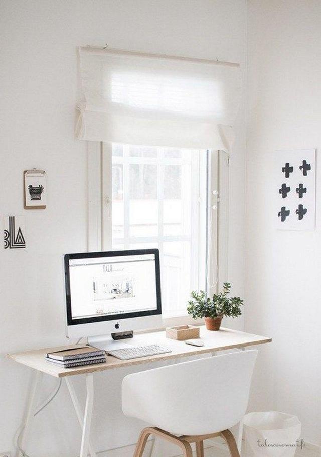 Ý tưởng thiết kế bàn làm việc cực chất khiến bạn luôn tràn đầy cảm hứng - 2