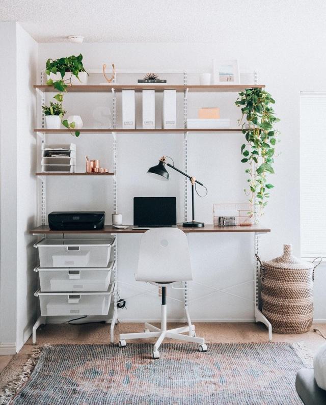 Ý tưởng thiết kế bàn làm việc cực chất khiến bạn luôn tràn đầy cảm hứng - 5