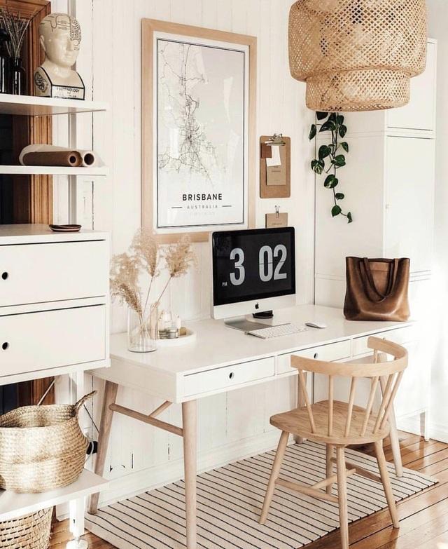 Ý tưởng thiết kế bàn làm việc cực chất khiến bạn luôn tràn đầy cảm hứng - 7