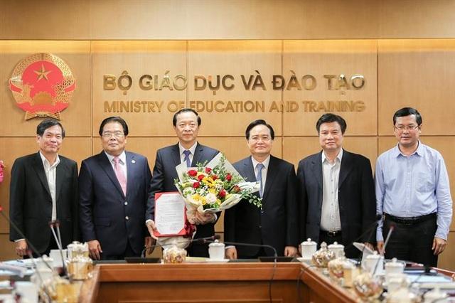 Thứ trưởng Phạm Ngọc Thưởng giữ chức Bí thư Đảng uỷ Bộ Giáo dục  Đào tạo - 1