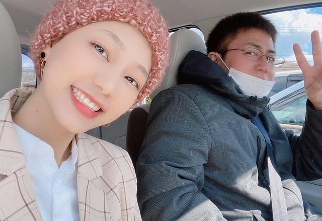 Chuyện tình xúc động của ông chú Nhật và cô gái Việt bị ung thư - 4