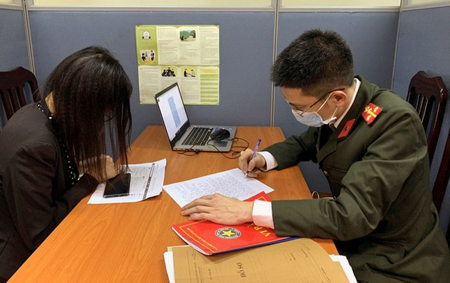 Triệu tập cô gái tung tin bệnh nhân số 17 là con Chủ tịch Thép Việt Ý - 1