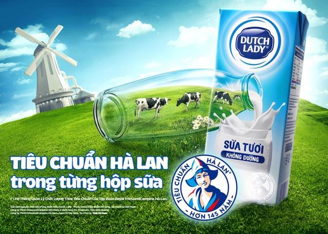 Không chỉ học bảo quản sữa tươi tại gia, Hồng Diễm còn chăm tìm tòi đến tận… nhà máy - 4