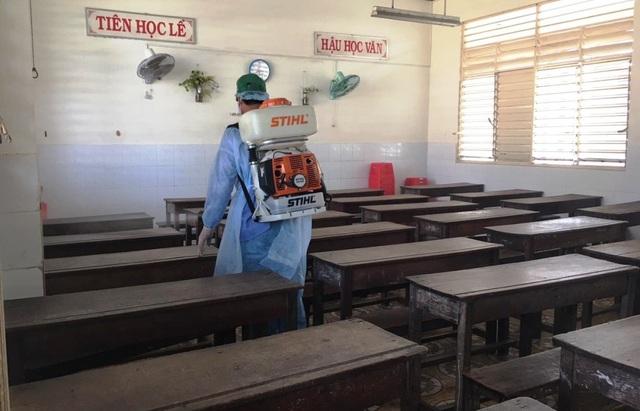 Nhiều địa phương cho học sinh tiếp tục nghỉ học để phòng, chống Covid-19 - 4