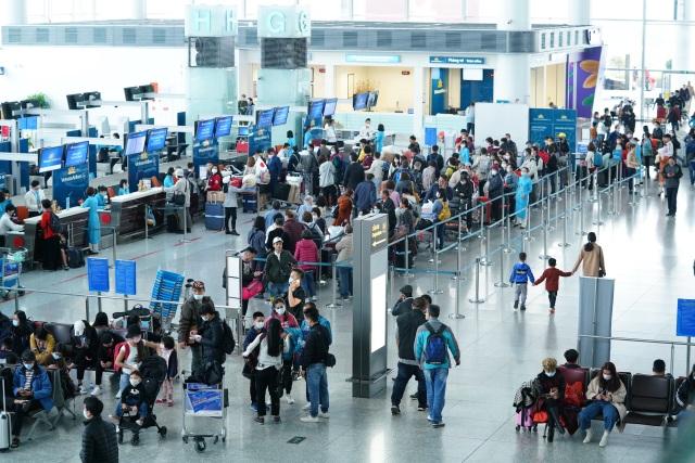 Đề xuất đầu tư hơn 4.000 tỷ đồng mở rộng nhà ga sân bay Nội Bài - 1