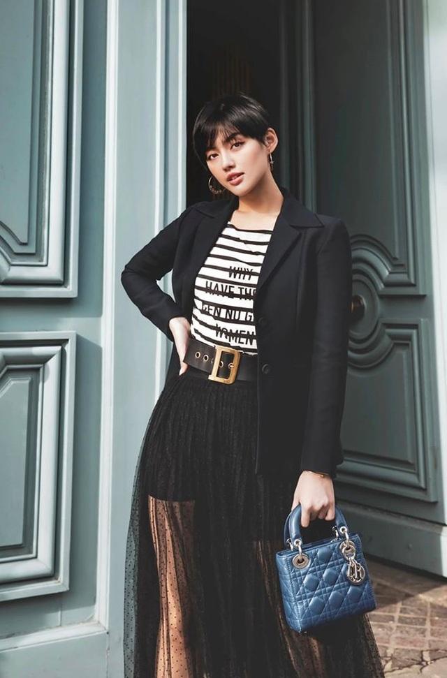 Fashionista Khánh Linh nhận ra ý nghĩa của những ngày cách ly sống chậm - 5