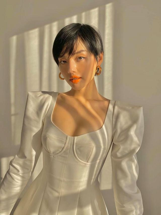 Fashionista Khánh Linh nhận ra ý nghĩa của những ngày cách ly sống chậm - 1