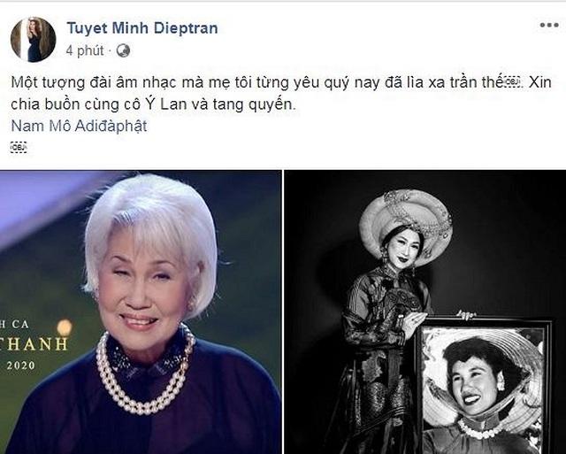 """Nghe lại những tuyệt phẩm của """"Đệ nhất danh ca"""" Thái Thanh - 4"""