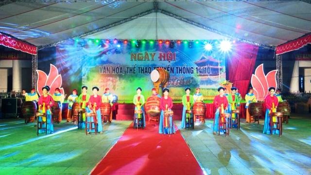 Thái Bình dừng các hoạt động kỷ niệm 130 năm thành lập tỉnh - 1