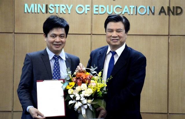 Thứ trưởng Phạm Ngọc Thưởng giữ chức Bí thư Đảng uỷ Bộ Giáo dục  Đào tạo - 2