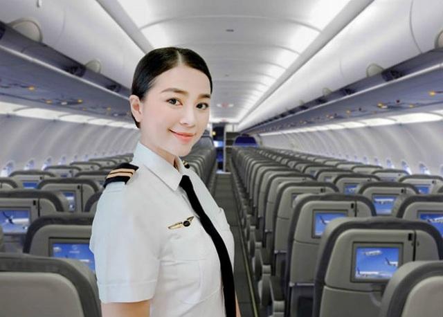 Tuyệt chiêu làm đẹp của những nữ phi công Việt Nam - 1