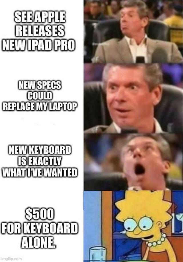 Bàn phím của iPad Pro đắt ngang một chiếc ... laptop - 3