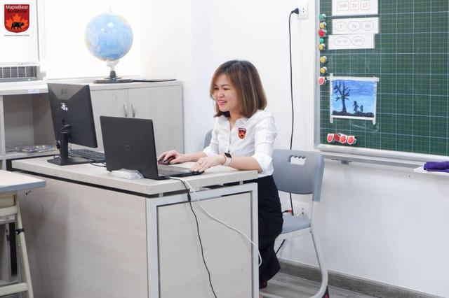 Covid-19: Sunshine Maple Bear hỗ trợ kênh tương tác cho HS Tiền tiểu học - 1