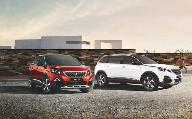 Peugeot Việt Nam ra mắt hai phiên bản giá rẻ của 3008 và 5008 - 1