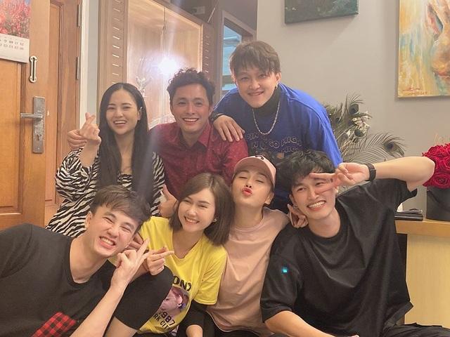 """Phương Oanh nín thở mới dám hôn """"Khoa"""" trong tập cuối """"Cô gái nhà người ta"""" - 7"""