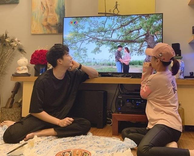 """Phương Oanh nín thở mới dám hôn """"Khoa"""" trong tập cuối """"Cô gái nhà người ta"""" - 4"""