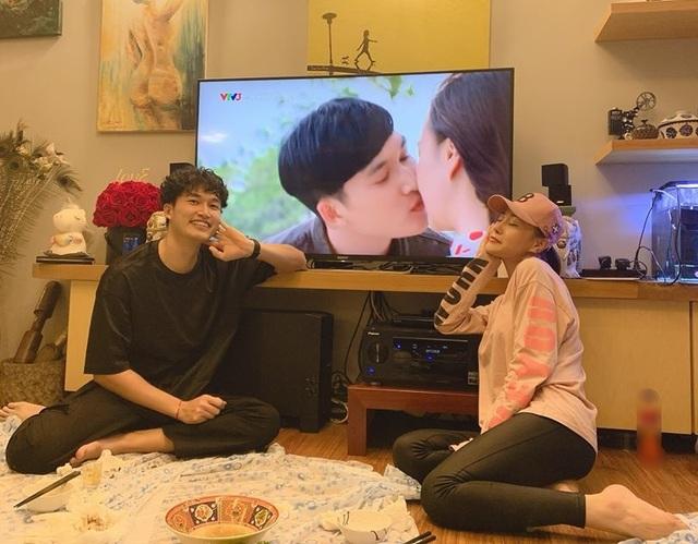 """Phương Oanh nín thở mới dám hôn """"Khoa"""" trong tập cuối """"Cô gái nhà người ta"""" - 6"""