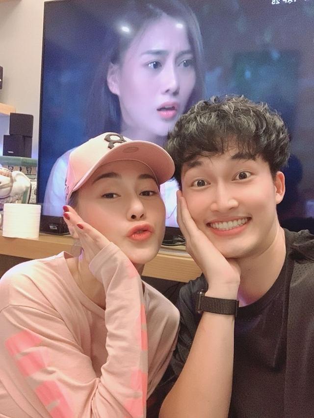 """Phương Oanh nín thở mới dám hôn """"Khoa"""" trong tập cuối """"Cô gái nhà người ta"""" - 3"""