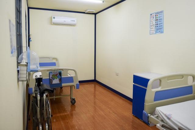Bệnh viện K lập khu cách ly bằng container trong thời dịch Covid-19 - 6