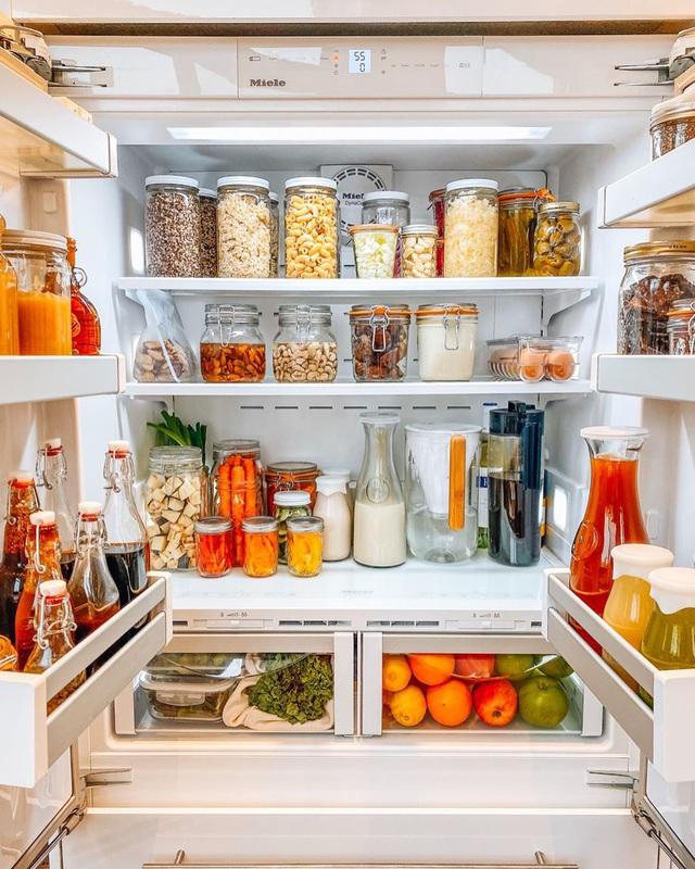 Người dân thi nhau khoe tài sắp xếp tủ lạnh khi ở nhà tránh dịch - 3