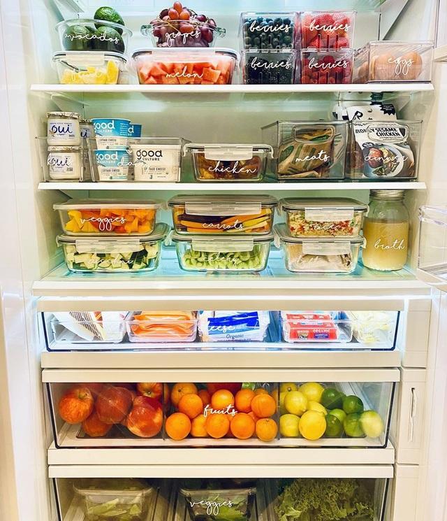 Người dân thi nhau khoe tài sắp xếp tủ lạnh khi ở nhà tránh dịch - 5