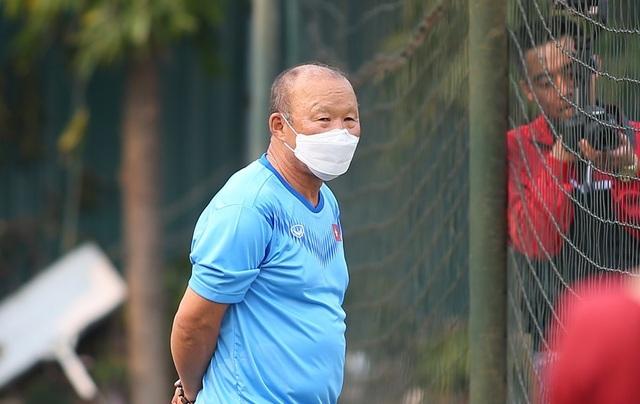 HLV Park Hang Seo và VFF họp bàn gỡ rối cho đội tuyển Việt Nam - 1