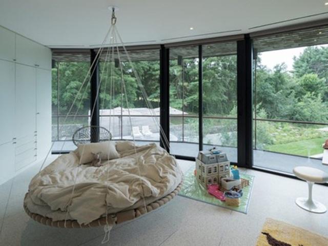 """Thú vị ngôi nhà kiểu """"tổ chim"""" có thể xoay 360 độ - 5"""