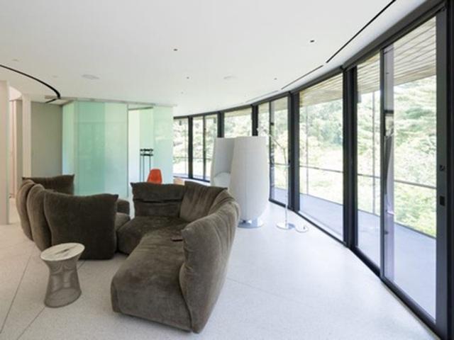 """Thú vị ngôi nhà kiểu """"tổ chim"""" có thể xoay 360 độ - 8"""