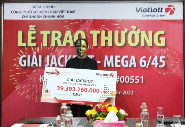 Một tấm vé trúng độc đắc hơn 62 tỷ đồng ở Đắk Lắk - 2
