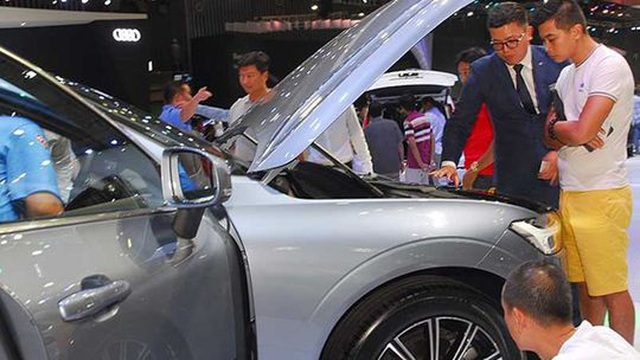 Vì sao xe Trung Quốc 3 lần thất bại khi đổ bộ vào thị trường Việt Nam? - 1