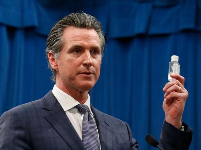 California (Mỹ) ban hành sắc lệnh yêu cầu gần 40 triệu dân ở nhà - 1