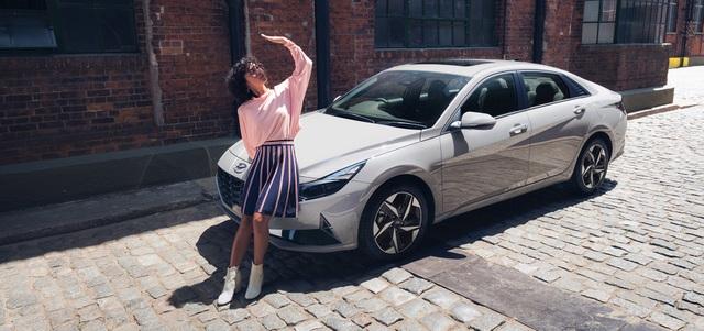 Cận cảnh Hyundai Elantra thế hệ mới vừa ra mắt - Làn gió lạ - 39