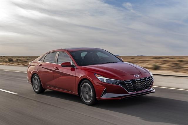 Cận cảnh Hyundai Elantra thế hệ mới vừa ra mắt - Làn gió lạ - 14