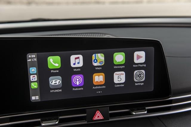 Cận cảnh Hyundai Elantra thế hệ mới vừa ra mắt - Làn gió lạ - 27