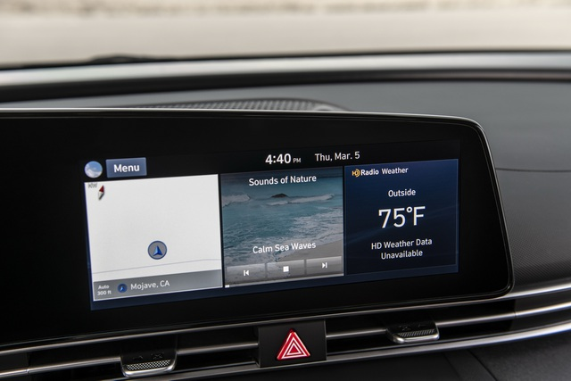 Cận cảnh Hyundai Elantra thế hệ mới vừa ra mắt - Làn gió lạ - 28