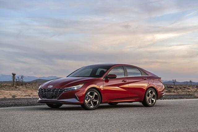 Cận cảnh Hyundai Elantra thế hệ mới vừa ra mắt - Làn gió lạ - 2