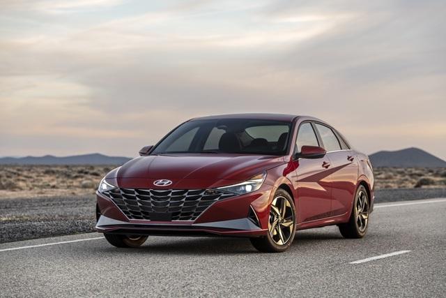 Cận cảnh Hyundai Elantra thế hệ mới vừa ra mắt - Làn gió lạ - 1