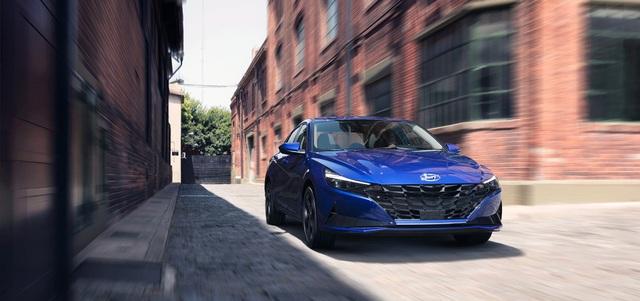 Cận cảnh Hyundai Elantra thế hệ mới vừa ra mắt - Làn gió lạ - 38