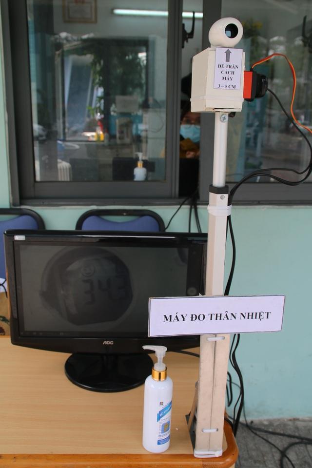 ĐH Đà Nẵng sáng chế máy đo thân nhiệt từ xa với chi phí dưới 10 triệu đồng - 4
