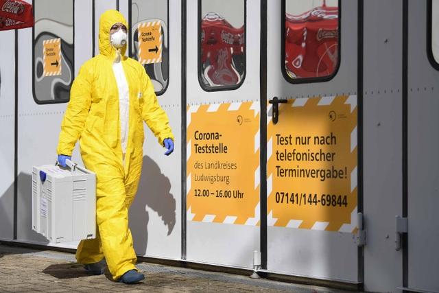 Tây Ban Nha có hơn 1.000 người chết, Đức tăng thêm gần 3.000 ca nhiễm - 1