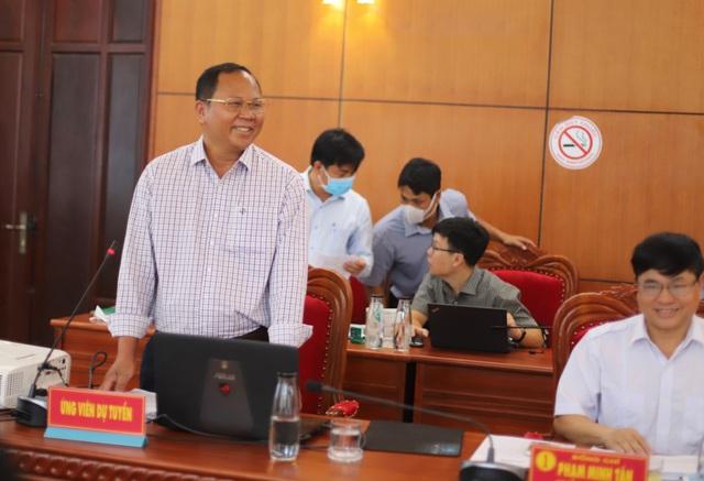 Đắk Lắk công bố kết quả tuyển chọn Bí thư Huyện ủy - 3