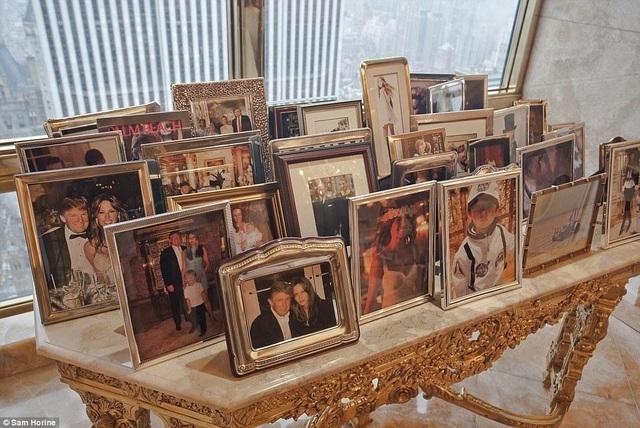 Có gì bên trong căn Penthouse dát vàng của Tổng thống Donald Trump? - 5