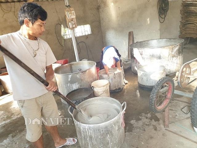 Điện Biên: Phất lên từ nghề làm miến dong ngon nức tiếng - 2