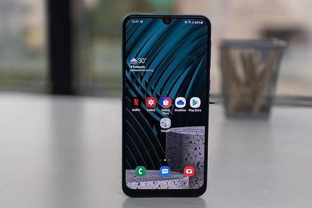 Samsung trình làng bộ đôi smartphone tầm trung Galaxy M21 và A41 - 1