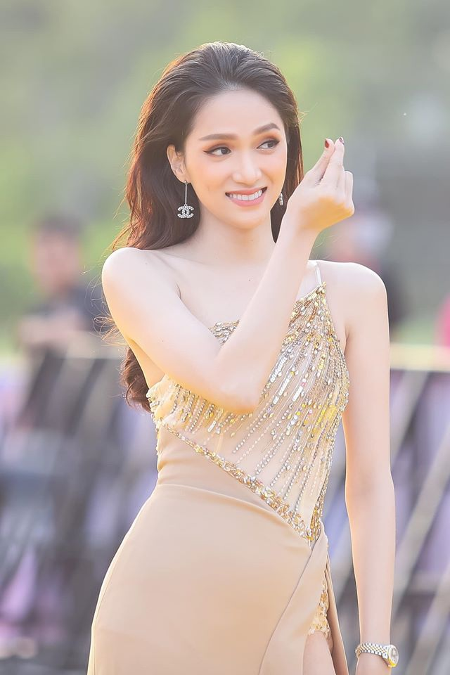 """Hoa hậu Hương Giang: """"Khi dịch bệnh, không có gì quan trọng bằng sức khoẻ"""" - 3"""