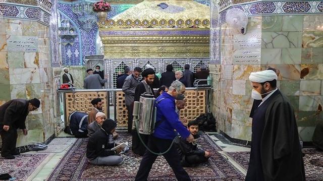 Iran thêm gần 150 người chết vì Covid-19 - 1