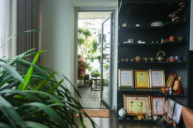 Ngôi nhà với ban công đẹp như cổ tích của nữ nhà báo điều tra nổi tiếng VTV - 4